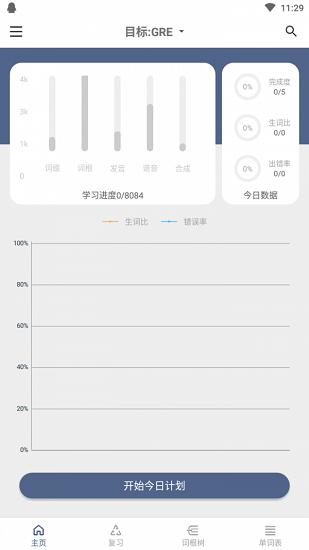 树思维背单词 V90201105.0.01 安卓版截图2