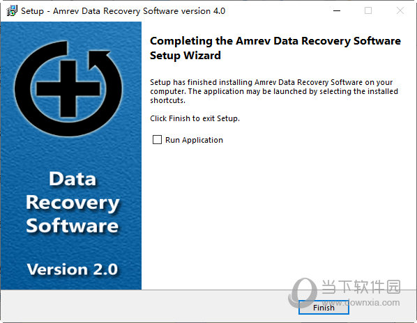 Amrev Data Recovery破解版