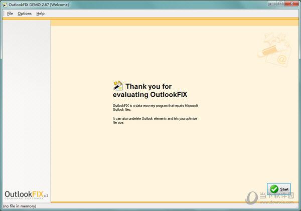 OutlookFIX DEMO