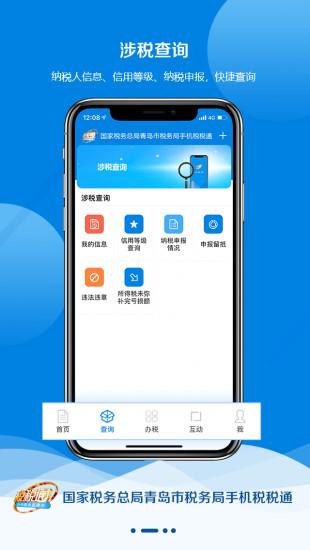 青岛税税通 V3.3.2 安卓官方版截图2