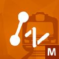 中望地铁线路设计