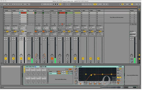 ableton live suite10.1.7中文汉化版