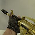CS1.6黄金M4A1模型 免费版