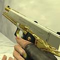 CS1.6黄金沙漠之鹰皮肤 免费版