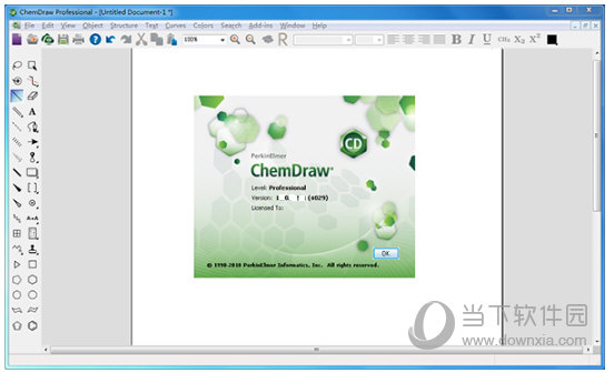 ChemDraw Win10
