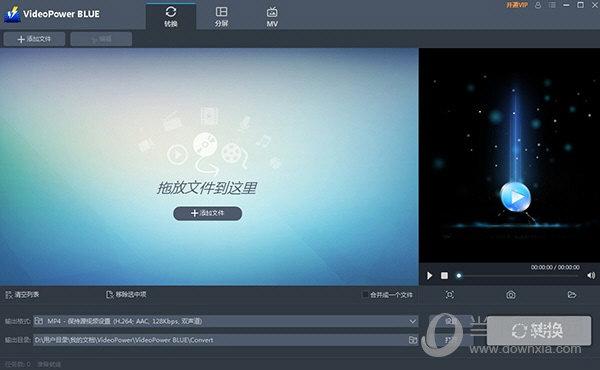 VideoPower BLUE