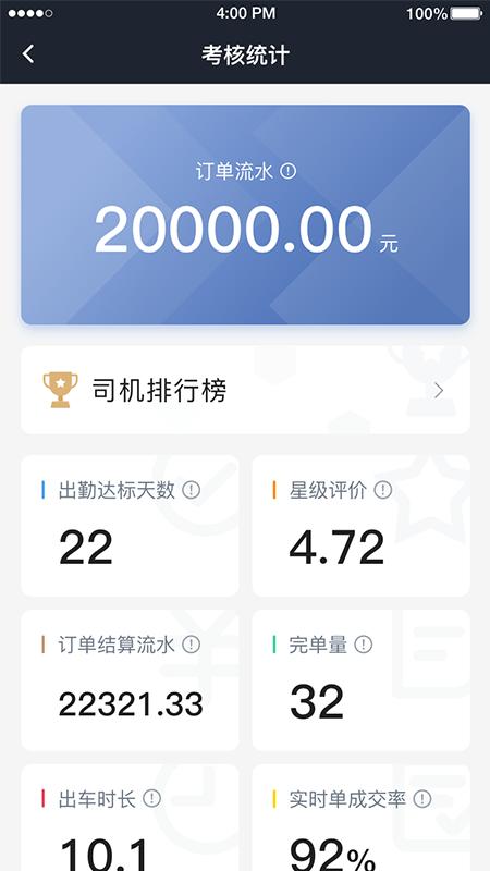 华哥出行司机端 V4.40.5.0002 安卓版截图3
