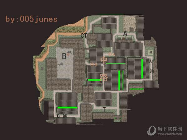 CS1.6农村地图