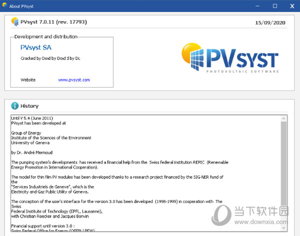 PVsyst7中文版