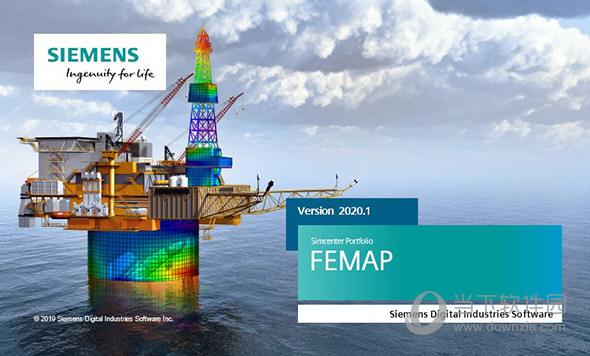 FEMAP2020破解版