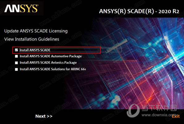ANSYS SCADE Suite破解版