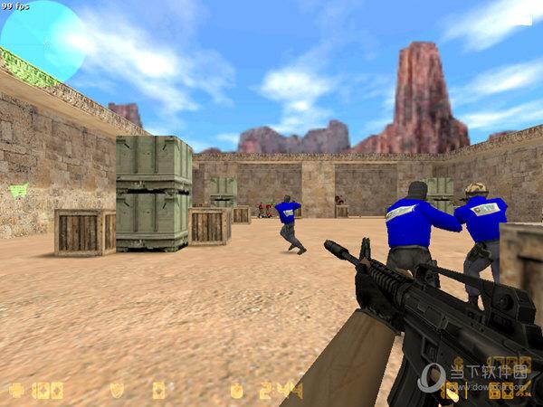 CS1.6练枪地图包