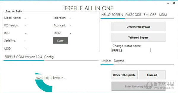 ifrpfile all in one tool