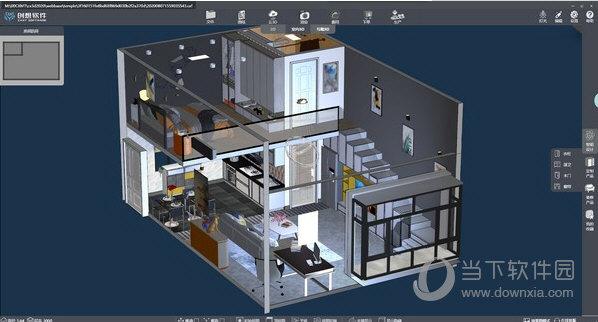 创想3D家居设计
