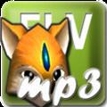 Bluefox FLV to MP3 Converter(flv转mp3转换器) V3.01 官方版