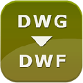 Any DWG to DWF Converter(DWG转DWF转换器) V2020 官方版