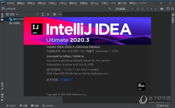 idea2020.3永久激活版