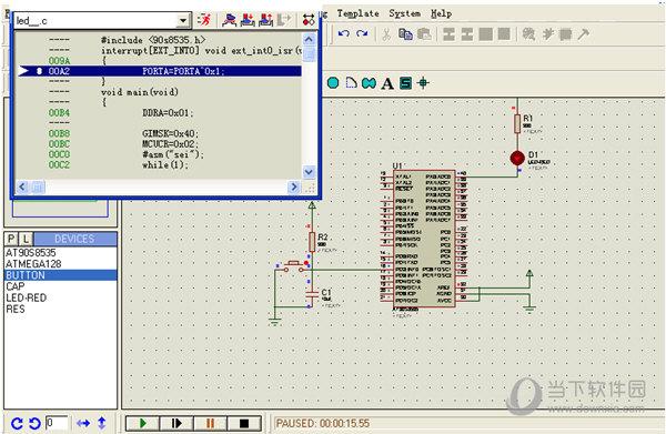 Proteus Pro 8.10 SP3汉化破解版下载