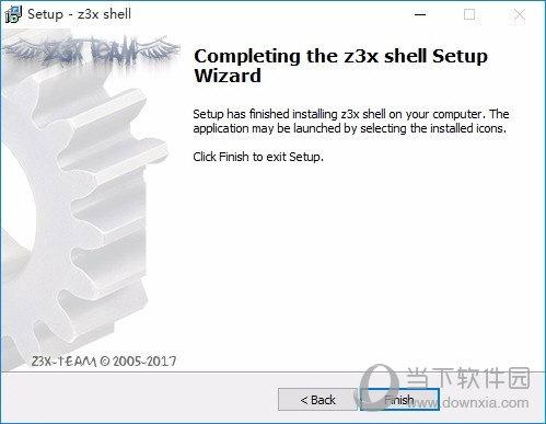 Z3X Shell