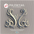 PolyDetail(3dmax雕花插件) V2 免费版