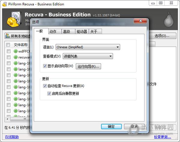 Recuva Business Edition