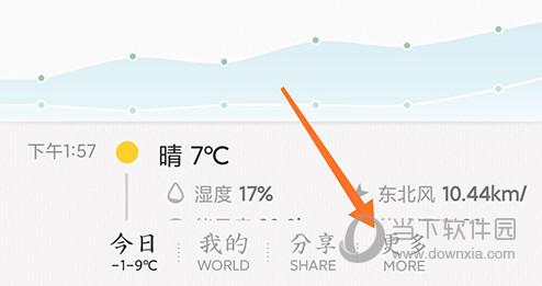 我的天气更多
