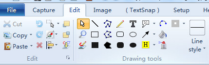 hypersnap添加图片要素