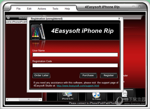 4Easysoft iPhone Rip
