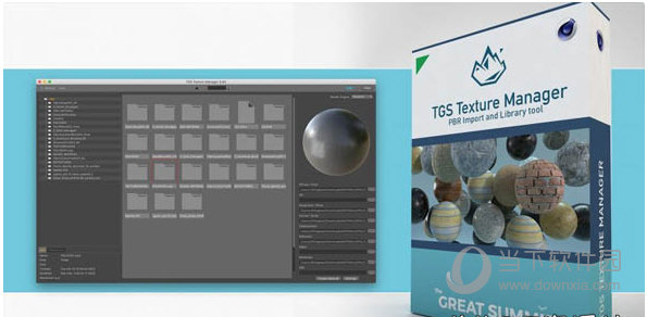TGS Texture Manager