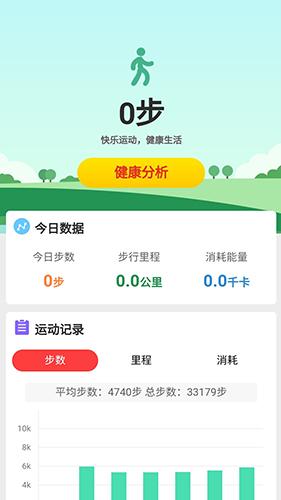 金牛计步 V1.0.0 安卓版截图2