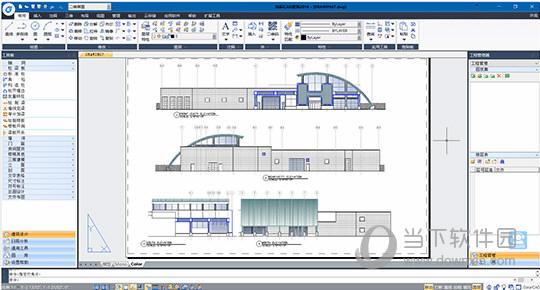 浩辰CAD建筑2021破解版