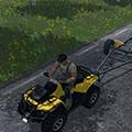 模拟农场15越野车MOD V1.0 绿色免费版