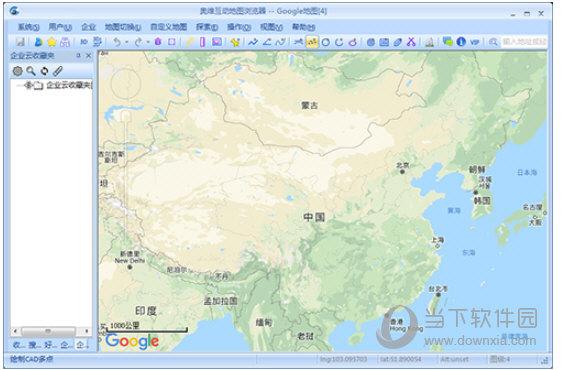 奥维互动地图卫星高清电脑版