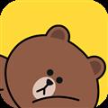 布朗熊懒洋洋屏保 V1.0 免费电脑版