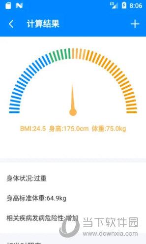 BMI计算器