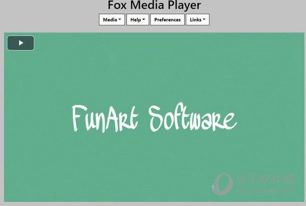 Fox Media Player