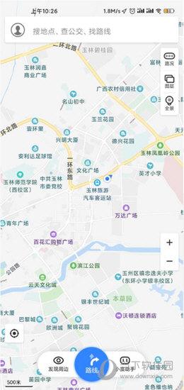 百度地图Google版