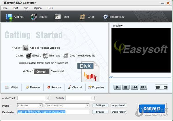 4Easysoft DivX Converter