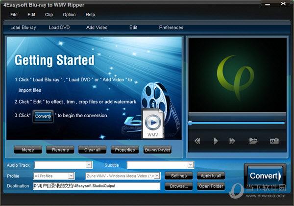4Easysoft Blu-ray to WMV Ripper