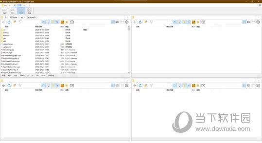 大视窗多屏文件管理