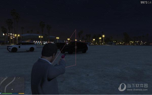 GTA5引力枪MOD