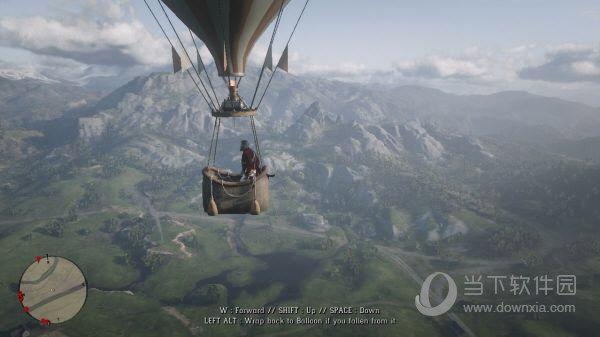 荒野大镖客2热气球MOD