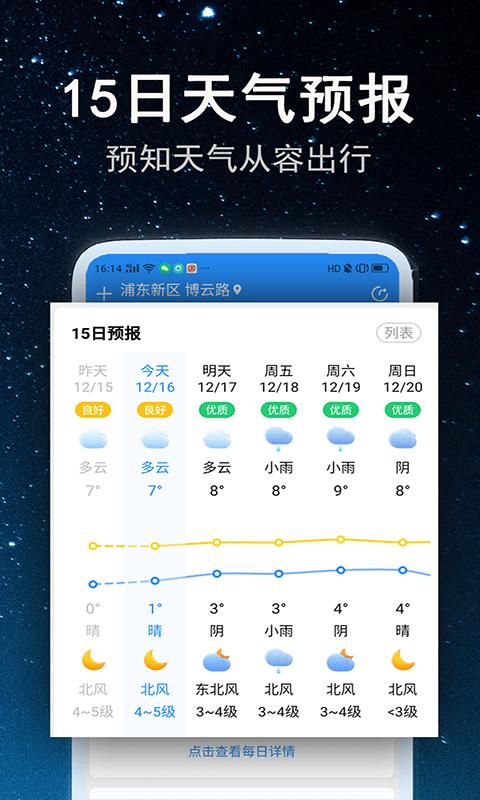 省心天气 V2.0.29 安卓版截图2