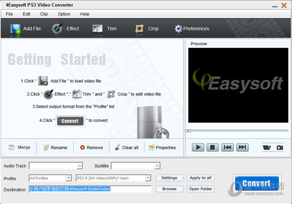 4Easysoft PS3 Video Converter