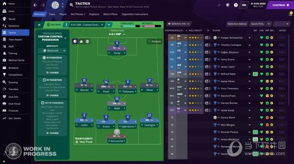 足球经理2021修改器风灵月影版