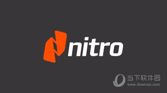 Nitro Pro 13汉化补丁