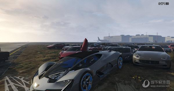 GTA5超跑MOD整合包