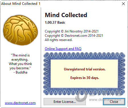 Mind Collected