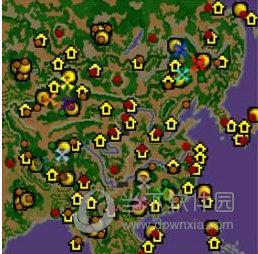 魔兽争霸38个种族地图下载