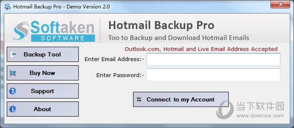 Hotmail Backup Pro